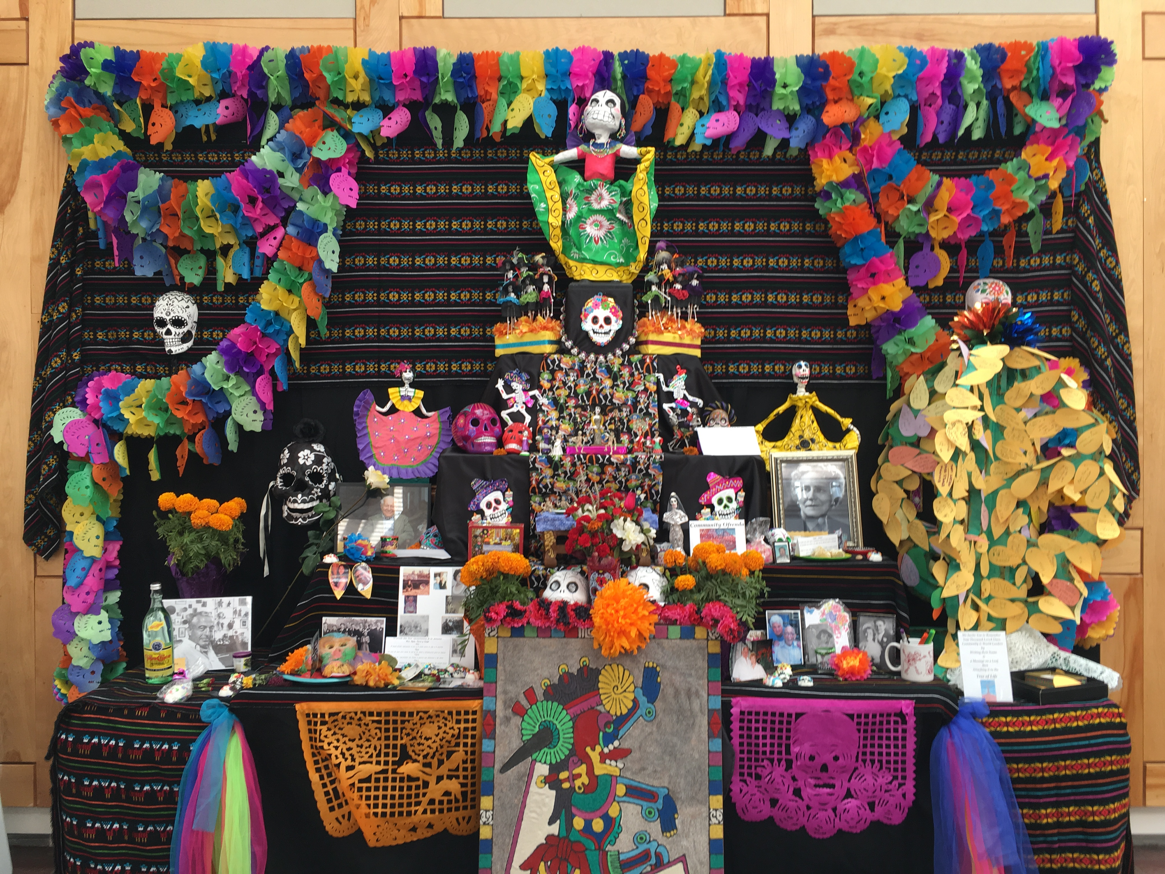Day of the Dead / Ofrenda Nicho Box